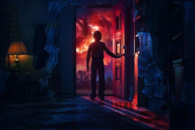 """La segunda temporada de """"Stranger Things"""" ofrece drama, comedia, fantasía. (Foto Prensa Libre: Netflix)"""