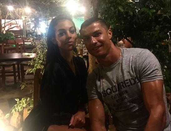 Georgina Rodríguez está esperando el cuarto hijo de Cristiano Ronaldo. (Foto Prensa Libre: Instagram Georgina Rodríguez)