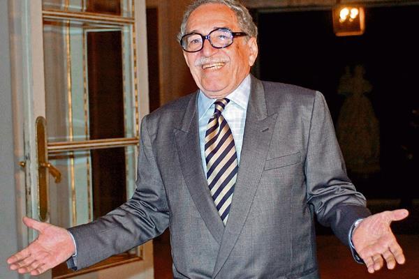 El escritor colombiano Gabriel García Márquez, fallecido el 17 de abril del 2014, uno de los principales precursores del realismo mágico,