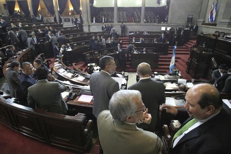 Sesión se detuvo cuando diputados de la UNE dudaron de legislar sobre la venta de aves vivas en mercados.
