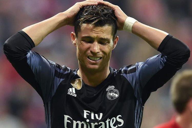 Cristiano vuelve a ser parte de los Football Leaks por un caso en Las Vegas. (Foto Prensa Libre: AFP)