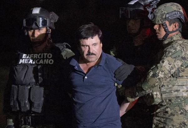 Gobierno mexicano acelera el proceso de extradición de Joaquín Chapo Guzmán. (AFP).