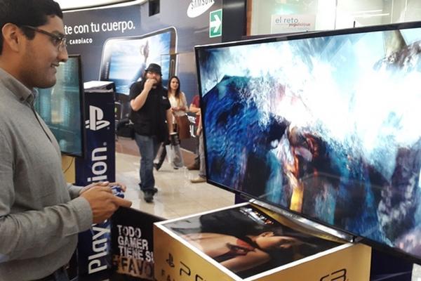 """<p style=""""text-align: left;"""">Favoritos es una selección de videojuegos """"de gamers para gamers"""" (Foto Prensa Libre: BILLY QUIJADA).<br _mce_bogus=""""1""""></p>"""