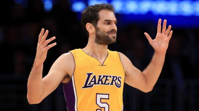 Calderón, que fue dejado en libertad por los Lakers y por los Warriors, busca su séptimo equipo en la NBA en una carrera que se ha extendido durante 12 temporadas. (Getty Images)