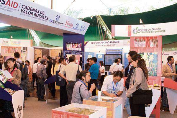 organizadores esperan que Agritrade promueva negocios entre exportadores y compradores, por un monto de US$78 millones este año.