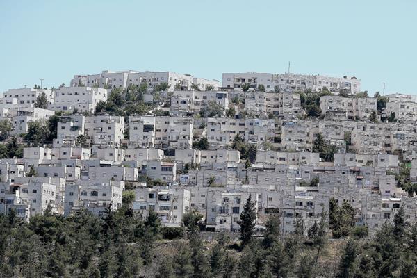 Las autoridades israelíes han autorizado la construcción de 900 viviendas para colonos en Jerusalén Este. (Foto Prensa Libre: AFP)