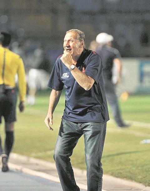 El argentino Enzo Trossero logró una racha de 12 clásicos sin perder del 2004 al 2006. (Foto Prensa Libre: Hemeroteca PL)