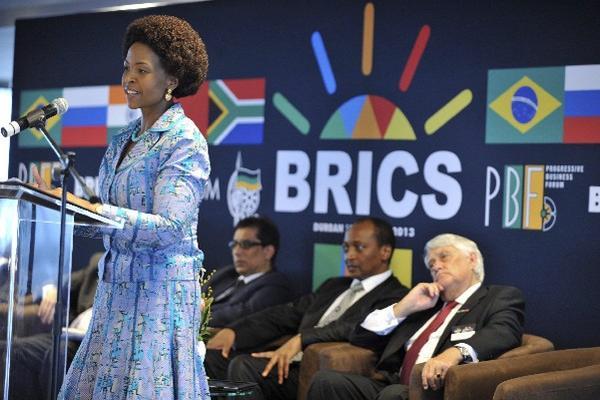 Imagen de archivo de uno de los encuentros que ha efectuado la agrupación de naciones Brics.