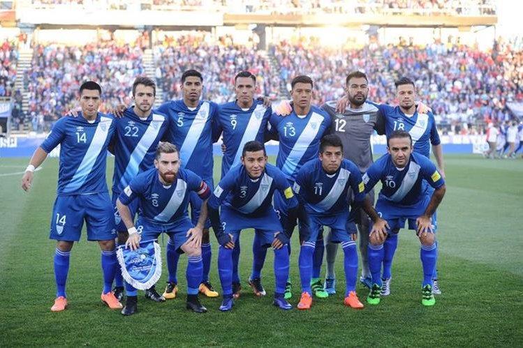 La Selección Nacional ascendió 6 puestos en la clasificación general de la Fifa luego de ganar y perder contra Estados Unidos. (Foto Prensa Libre: Hemeroteca)