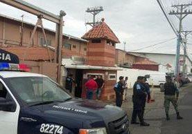 Efesctivos de la Policía allanan oficinas de la Importadora Ricamar en la Ciudad de Panamá.