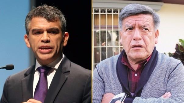 Julio Guzmán y César Acuña quedaron fuera del elecciones en Perú.