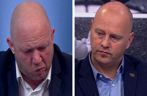 Los exjugadores británicos Jason Dunford (i) y Chris Unsworth confesaron que sufrieron abusos sexuales y violaciones en el inicio de su carrera profesional (Foto Prensa Libre: tomada de La Razón Digital)