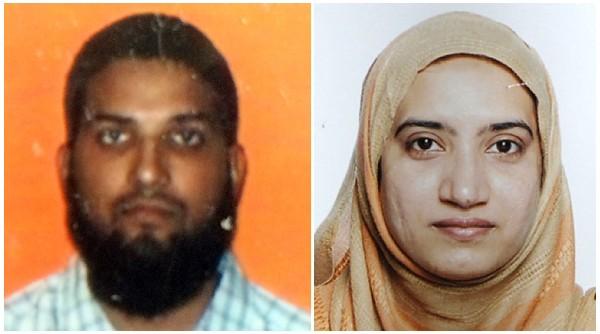 Syed Farook y Tashfeen Malik cometieron la balacera en California,