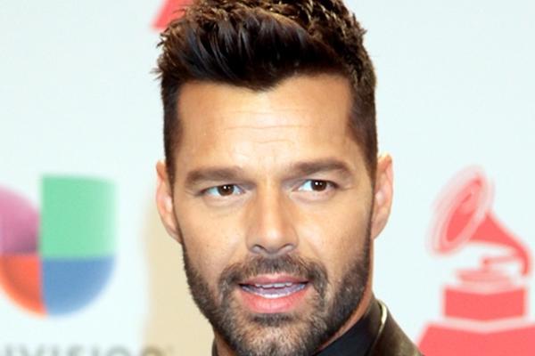 <p>Ricky Martin, cantante puertorriqueño (Foto Prensa Libre: AFP).<br></p>