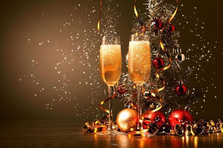 Hay distintos rituales para comenzar el año. (Foto Prensa Libre: Hemeroteca PL)
