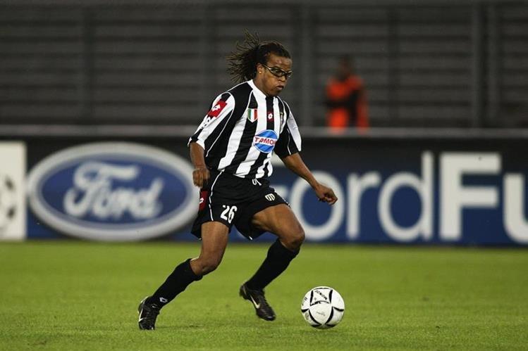 El holandés Edgar Davis tuvo una destacada carrera deportiva con la Juventus de Turín. (Foto Prensa Libre: Hemeroteca)