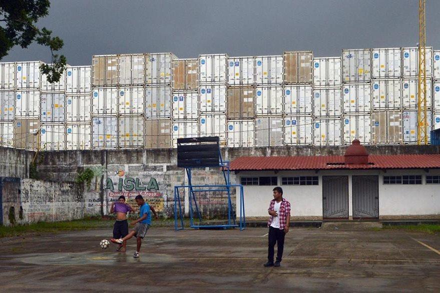 Las pérdidas, según cálculos de los empresarios, llegan ya a Q3 mil  600 millones.(Foto Prensa Libre: Dony Stewart)