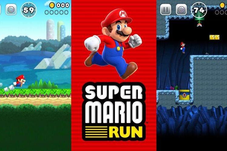 Super Mario Run es el primer videojuego real de Nintendo para móviles. Llegará primero a los iPhone. (Foto: Hemeroteca PL).