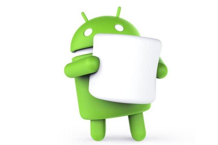 Marshmallow reemplaza a Lollipop, y es la más reciente versión del sistema operativo de Google (Foto: Hemeroteca PL).