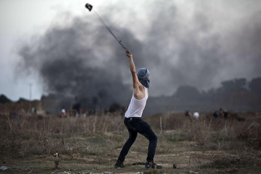 En Gaza, el 40 por ciento de la población vive por debajo del umbral de la pobreza. (Foto Prensa Libre: AFP).