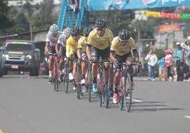 San Pedro, San Marcos, recibió la fiesta del ciclismo