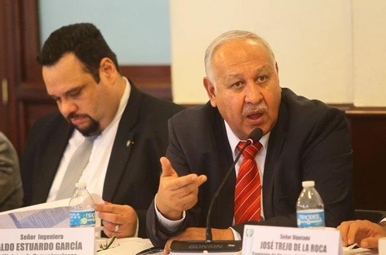 Ministro de Comunicaciones asegura que deben finalizar proceso administrativo con Odebrecht, aparte del penal. (Foto Prensa Libre: Hemeroteca PL)