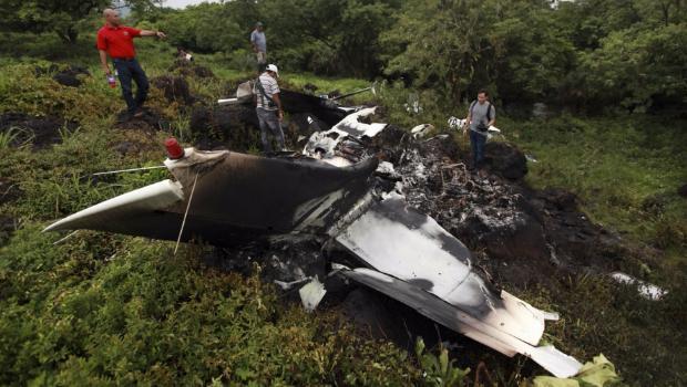 En el accidente murieron cuatro personas en Coahuila,México.