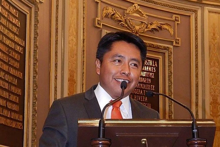 Diputado de Puebla Julián Peña. (Foto Prensa Libre: Facebook de Julián Peña)