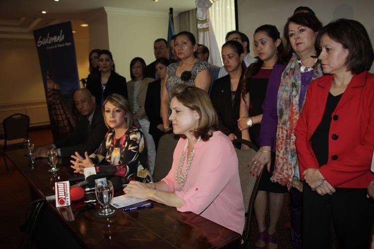 Autoridades del Inguat detallan estrategia para atraer mayor turismo de convenciones. (Foto Prensa Libre: Cortesía)