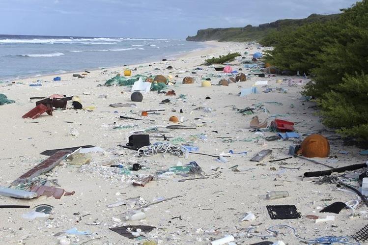 ONU celebrará el próximo mes la Conferencia sobre los océanos para concienciar sobre la conservación de estos. (Foto Prensa Libre: AP)