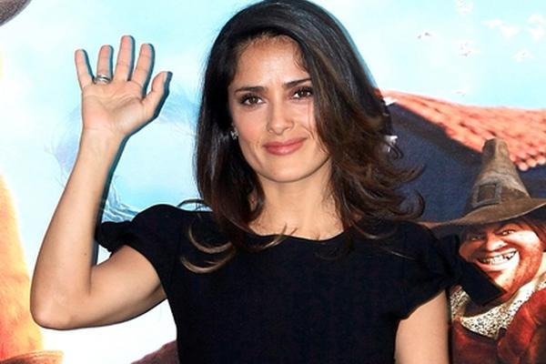 <p>La actriz mexicana Salma Hayek participará en el filme The Septembers of Shiraz. (Foto Prensa Libre: EFE)<br></p>