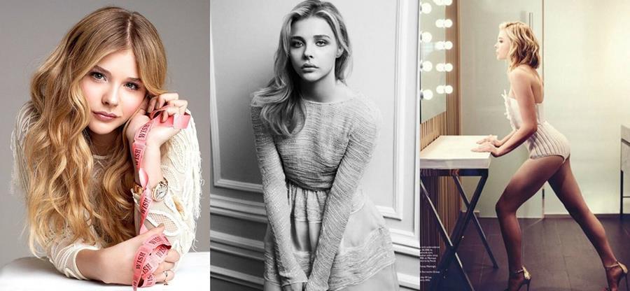 La actriz es una de las más cotizadas en los últimos años, en Hollywood. (Fotos Prensa Libre: Instagram Chloe Grace Moretz)