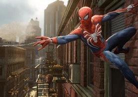En la nueva versión del héroe de Marvel, Peter cuenta con unos lanzadores de telarañas mecánicos en sus muñecas. (Foto Prensa Libre: Marvel)