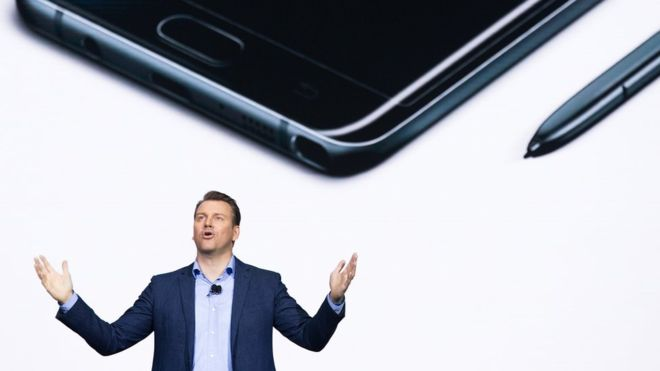 Samsung se ha visto obligado a dejar de fabricar su último teléfono inteligente, Galaxy Note 7. (GETTY IMAGES)