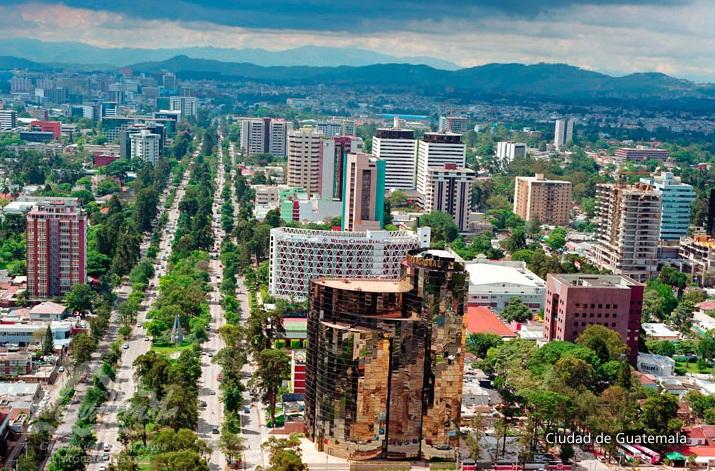 Ciudad de Guatemala. (Foto, Prensa Libre: Inguat)