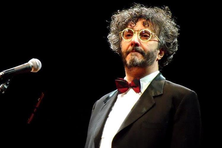 Fito Paez da su opinión sobre el premio Nobel Bob Dylan. (Foto Prensa Libre: Hemeroteca PL)