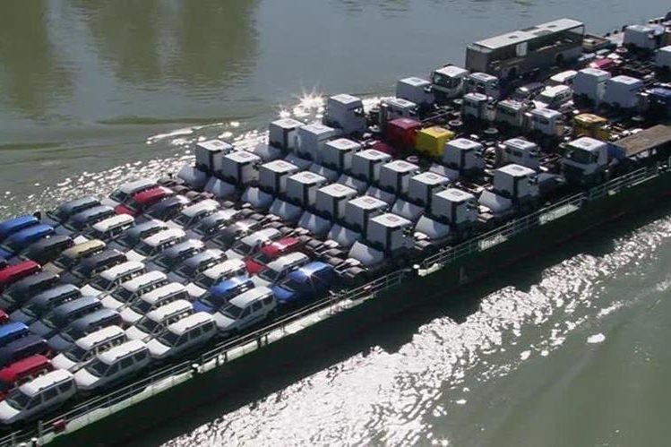 Nissan abrirá en el Puerto de Mazatlán una ensambladora de sus vehículos. (Foto Prensa Libre: Internet)
