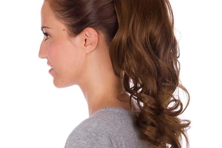 El cabello recogido en una cola regresa al gusto de las famosas. (Foto Prensa Libre: Hemeroteca PL).