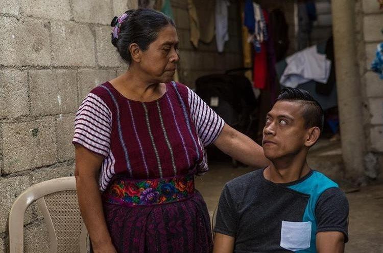 Susana Chicojay ha luchado fuertemente para sacar a adelante a su hijo. (Foto: Napo Sojuel)