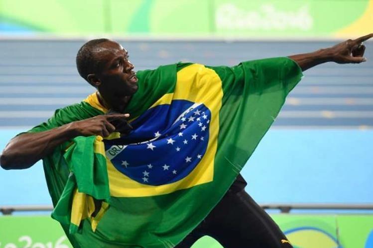 El jamaiquino Usain Bolt ha dicho que no volverá a los Juegos Olímpicos y que los de Brasil fueron los últimos. (Foto Prensa Libre: Hemeroteca)
