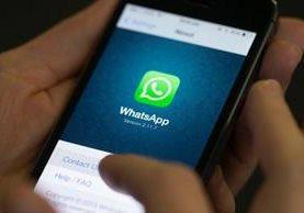 El problema no está en su teléfono o en el servicio de telefonía celular, sino en WhatsApp.