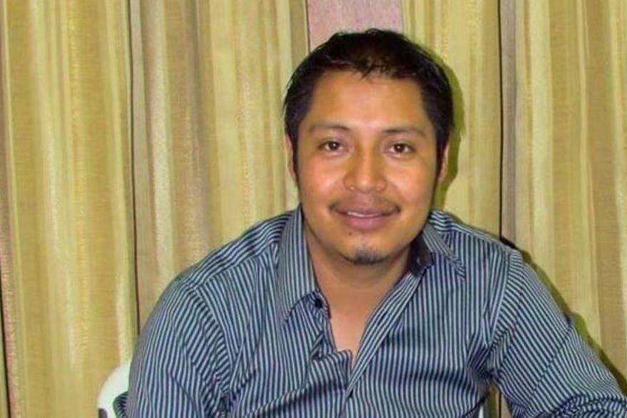José Elías Chumil es el dependiente de la tienda que murió baleado. (Foto Prensa Libre: Facebook)