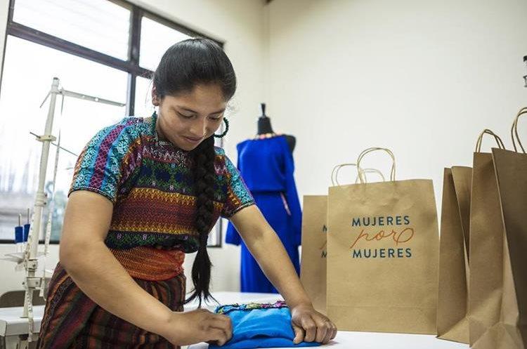 Nueve comunidades de Quetzaltenango formaron parte del programa Mujeres por Mujeres en la primera promoción. (Foto, Prensa Libre: Cortesía Pepsico).