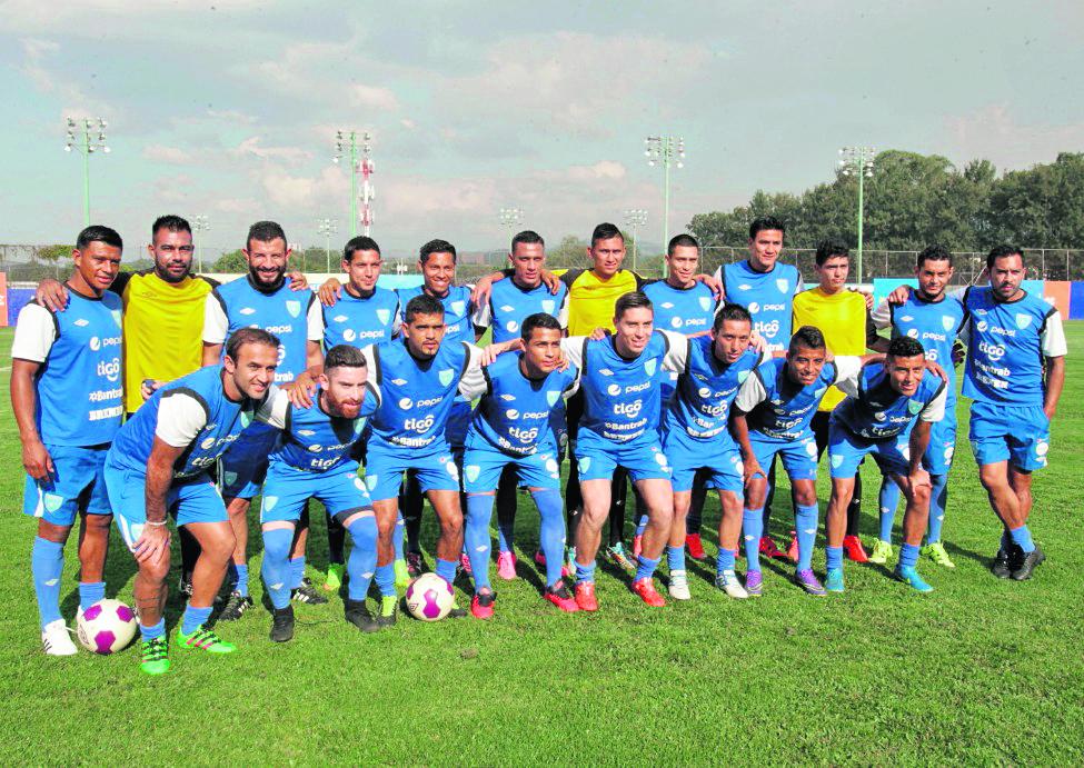 La Selección Nacional está a punto de quedar fuera de las clasificatorias mundialistas a Catar 2022. (Foto Prensa libre: Hemeroteca)