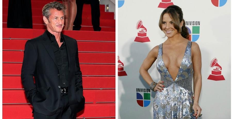 Sean Penn tiene su faceta de escritor y ha publicado varias entrevistas, mientras que Kate del Castillo se ha dado a conocer por las telenovelas. (Foto Prensa Libre: Hemeroteca PL)