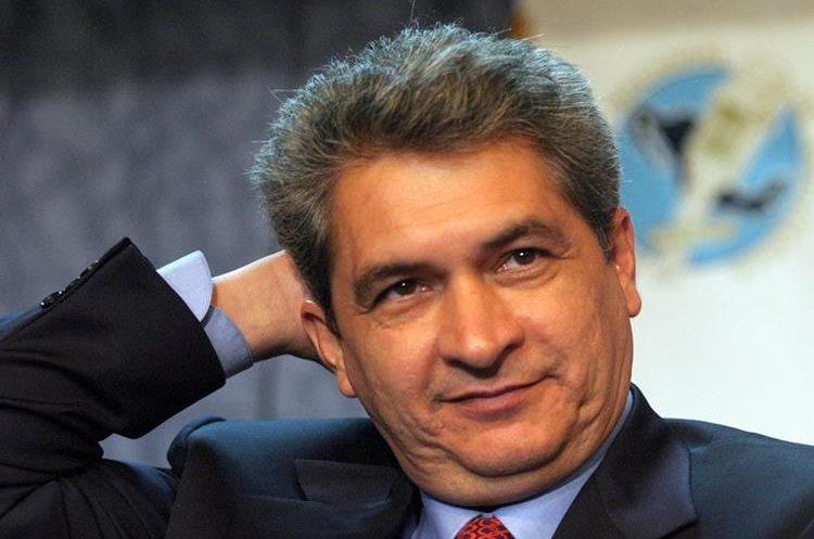 Tom‡s Yarrington Ruvalcaba fue precandidato del PRI a la Presidencia. (Tomada de internet)