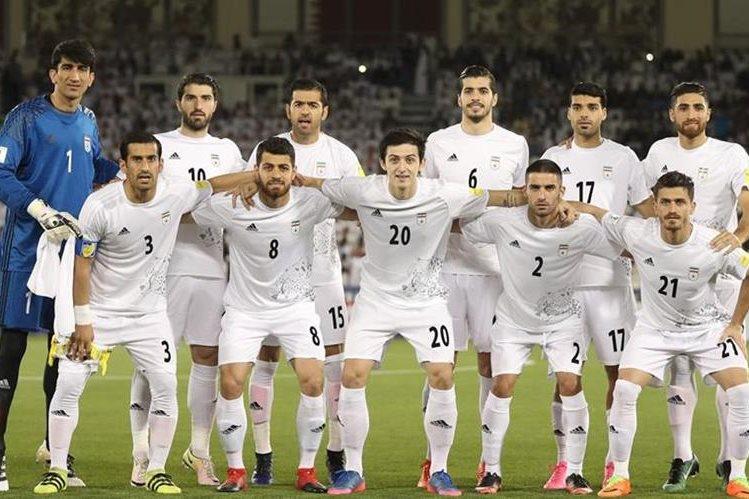 La selección de Irán podría clasificar este lunes al mundial de Rusia 2018. (Foto Prensa Libre: Hemeroteca PL).