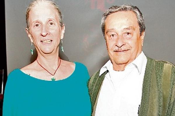 <p>Margarita Kénefic y René Molina</p>