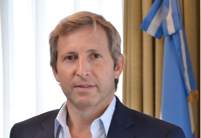 Rogelio Frigeiro, ministro de Economía y Obras Públicas de Argentina. (Foto Prensa Libre: Internet)