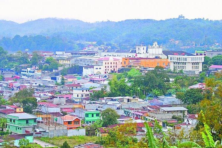 Este jueves dos eventos sísmicos, de 4.3 y 3 grados, fueron reportados en Cobán, Alta Verapaz. (Foto Hemeroteca PL)